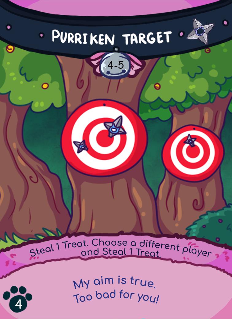 Purriken Targets