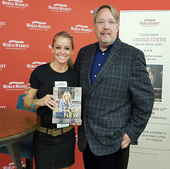Mike and Nicole Curtis
