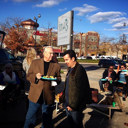 Who's Hungry? Magazine photo shoot with Bill Kurtis.png