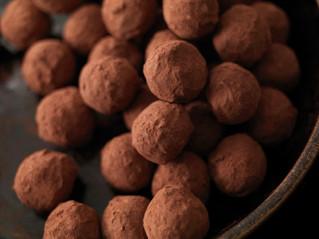 Bungalow Chef's Chocolate Cognac Truffles