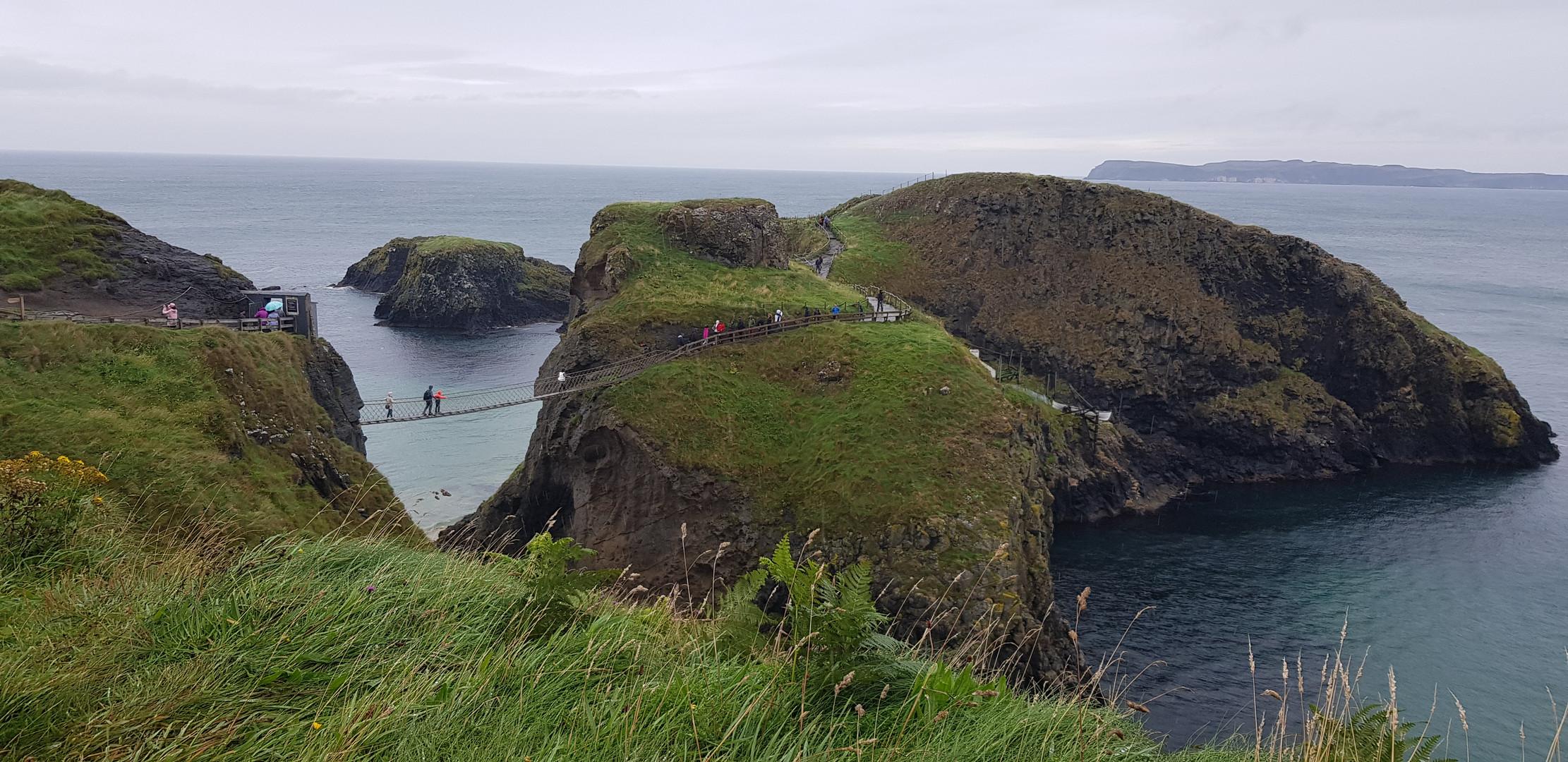 טיול נשים לצפון אירלנד