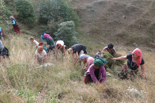 טיול נשים לנפאל
