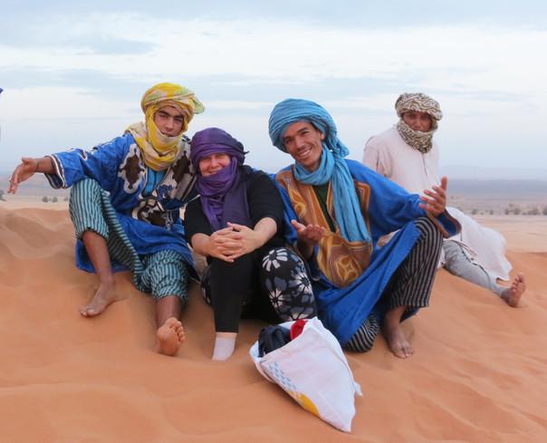 טיול נשים למרוקו