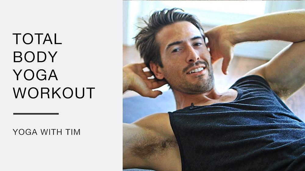 Yoga with Tim