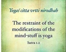 yogas chitta vritti nirodiha