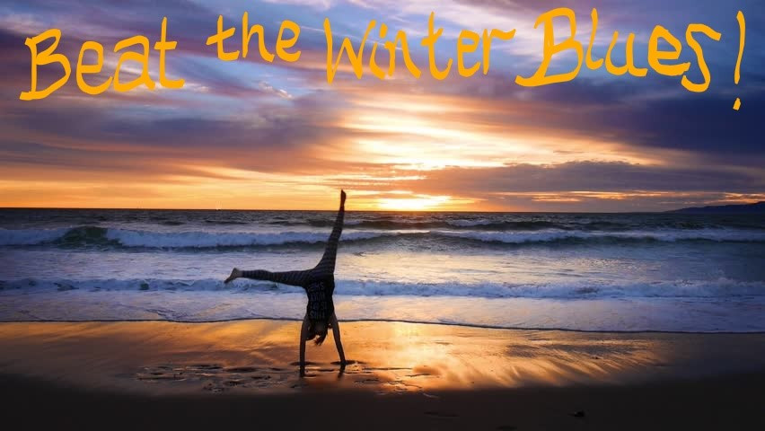 Beat the winter blues with yoga!