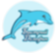 """Логотип """"Быстрого Дельфина"""""""