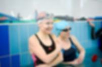 Плавание для похудения для взрослых