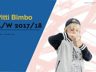 Market Report - Pitti Bimbo A/W 2017/18