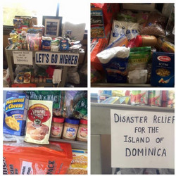Disaster Relief Items for Dominica