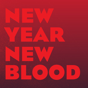 #2120 – NEW YEAR, NEW BLOOD