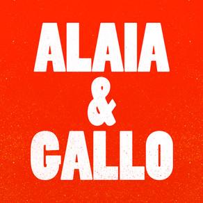#2171 – ALAIA & GALLO – GET READY
