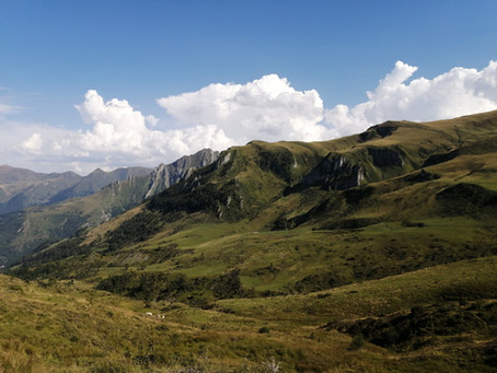 The Starving Artist in the Pyrenees
