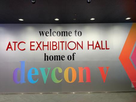 大阪開催のDevcon5に参加しました
