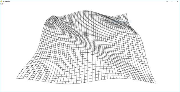 Pygame DIY 3D Graphics - Part 2: Coding