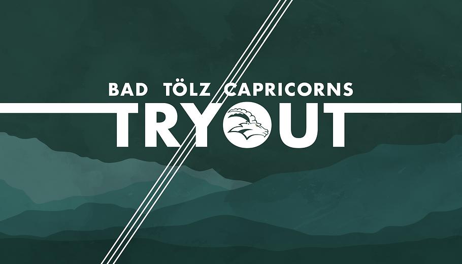 Bad Tölz Capricorns Tryouts