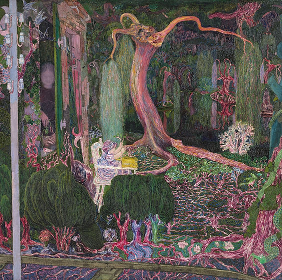 The New Generation by Jan Toorop 1892.jp