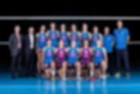 Photographe Professionnel Lille Sport Sportif Publicitaire club volleyball marcq en baroeul