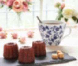cannelés tradition tea time
