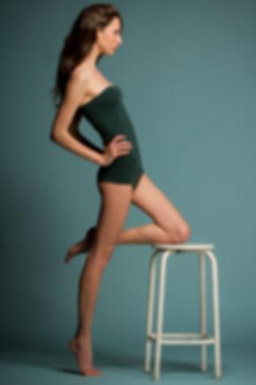 Photo Mode Fashion Photographe Professionnel Lille Roubaix Woman Agence Mannequin Modèle Girl Photographer Photography Pierre Magne  green maillot de bain decathlon sport belgique