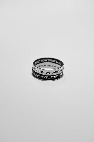 Dream Believe Achieve Wristband