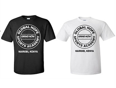 Global Hope - GNSL - SPORTS ACADEMY CAMPAIGN T-SHIRTS