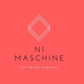 Maschine Software Overlay