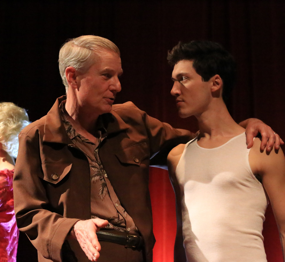 Scott and Doug