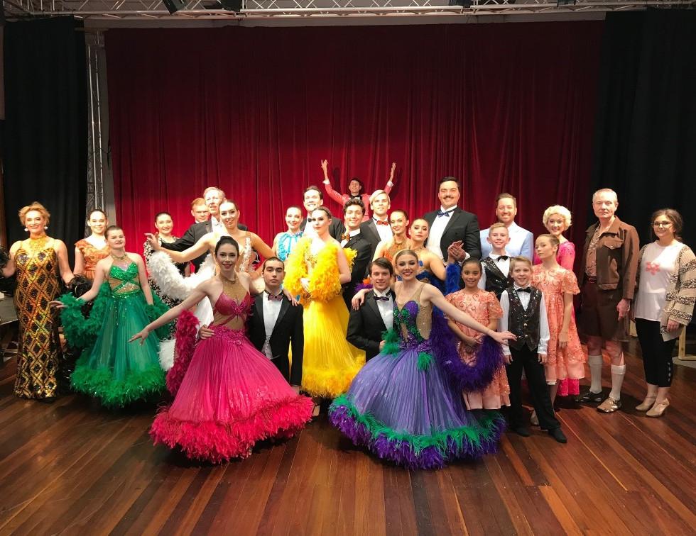Cast - Ballroom Attire