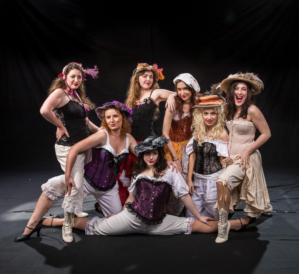 Lovely Ladies!