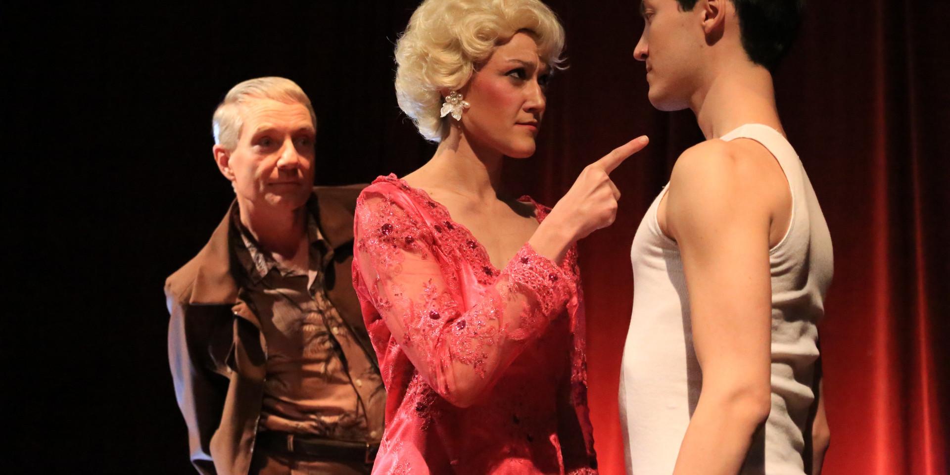 Scott, Shirley and Doug Hastings