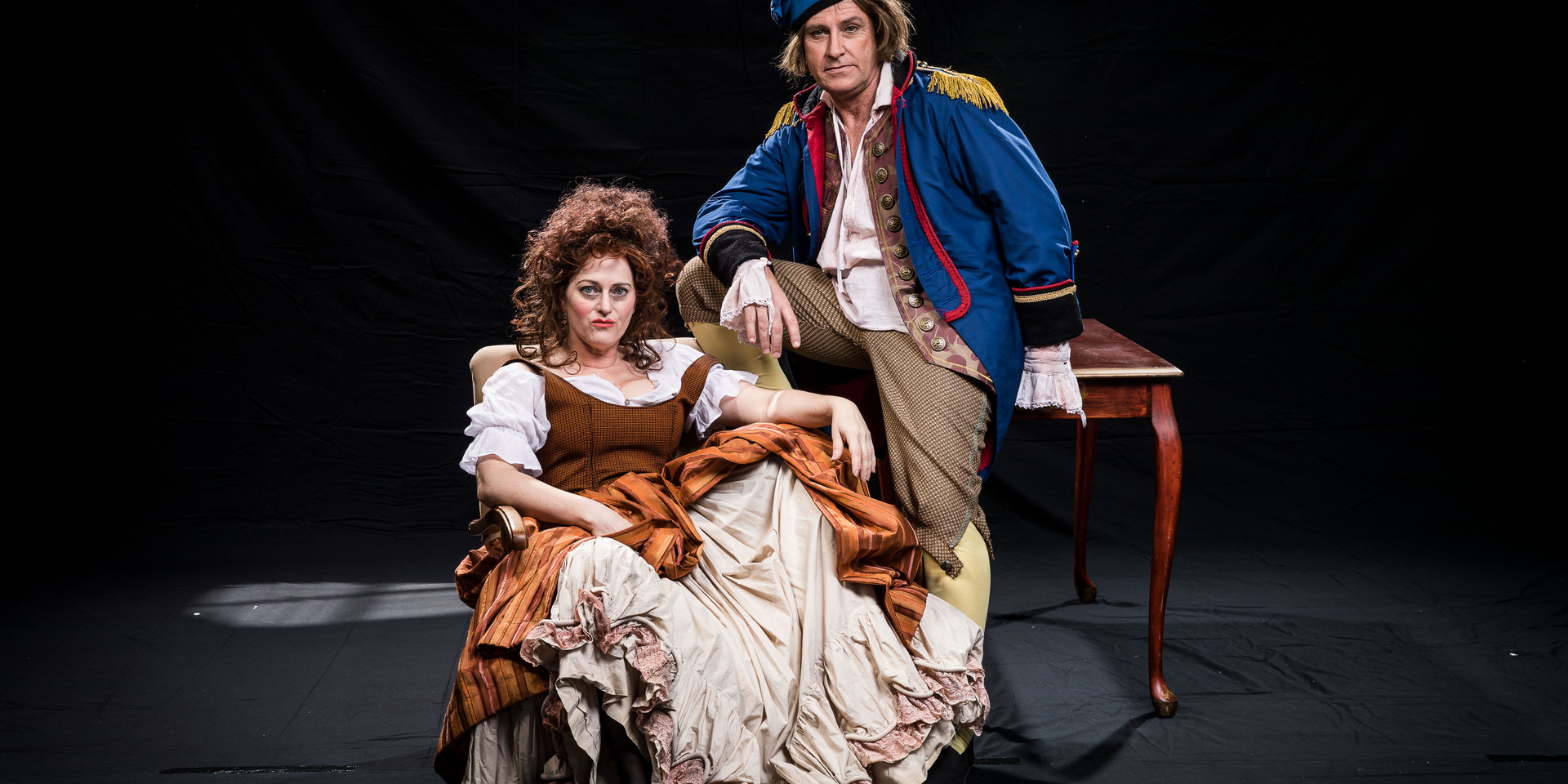 Monsieur and Madame Thénardier