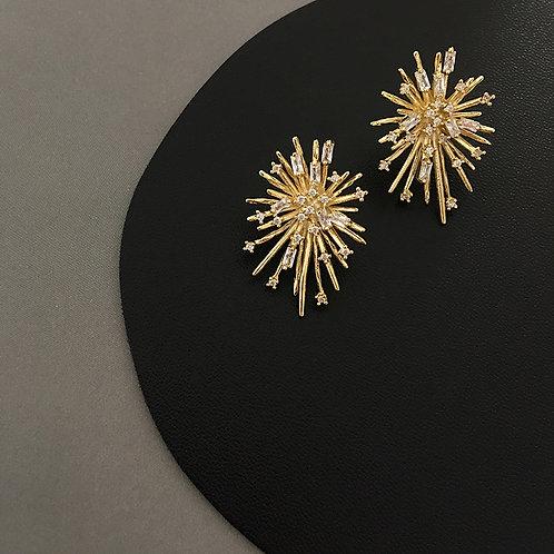 Sparkled Earrings