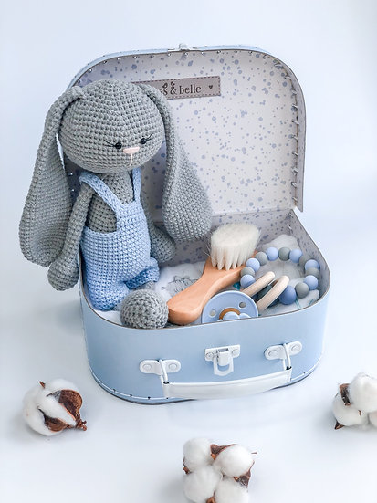"""Small box """"Archie the bunny """""""