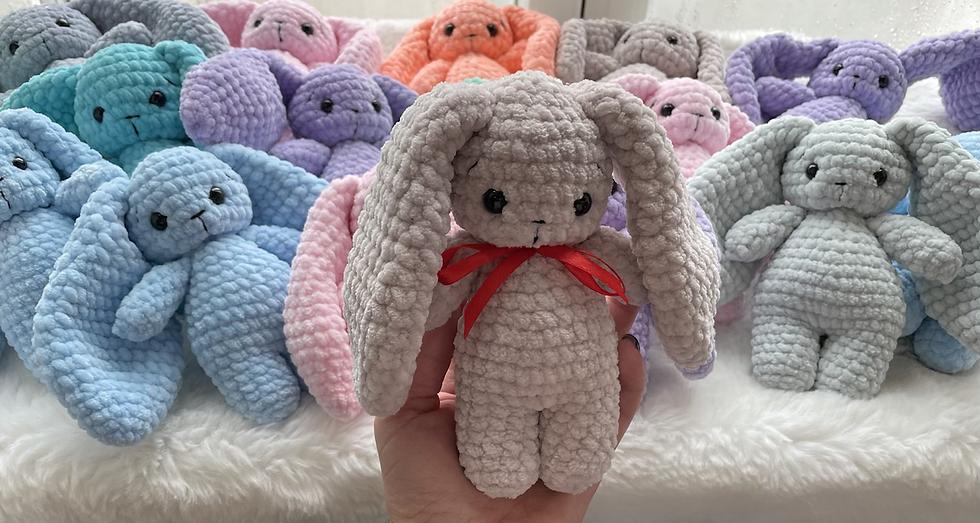 """Tiny bunny """"Baby Long ears"""""""