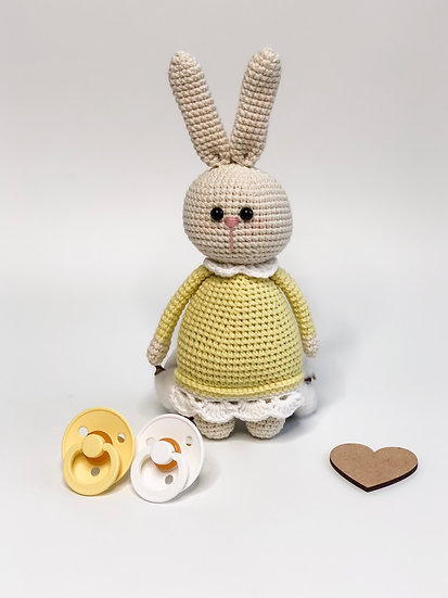 Polly the bunny toy only