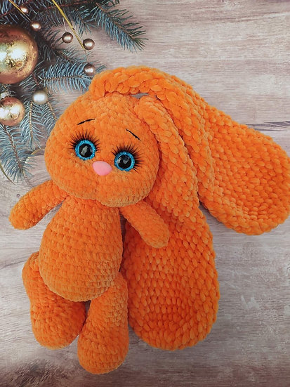 ORANGE  Helen the bunny PRE-ORDER