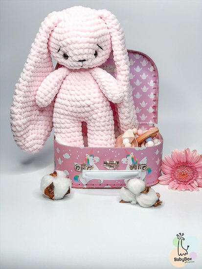 "Medium box ""Pink ears"""