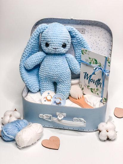 "Medium box ""Blue ears"""