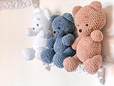 """""""Softy""""  teddy bear"""