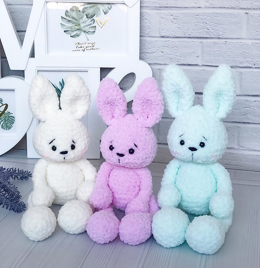 """Coco"" the bunny"