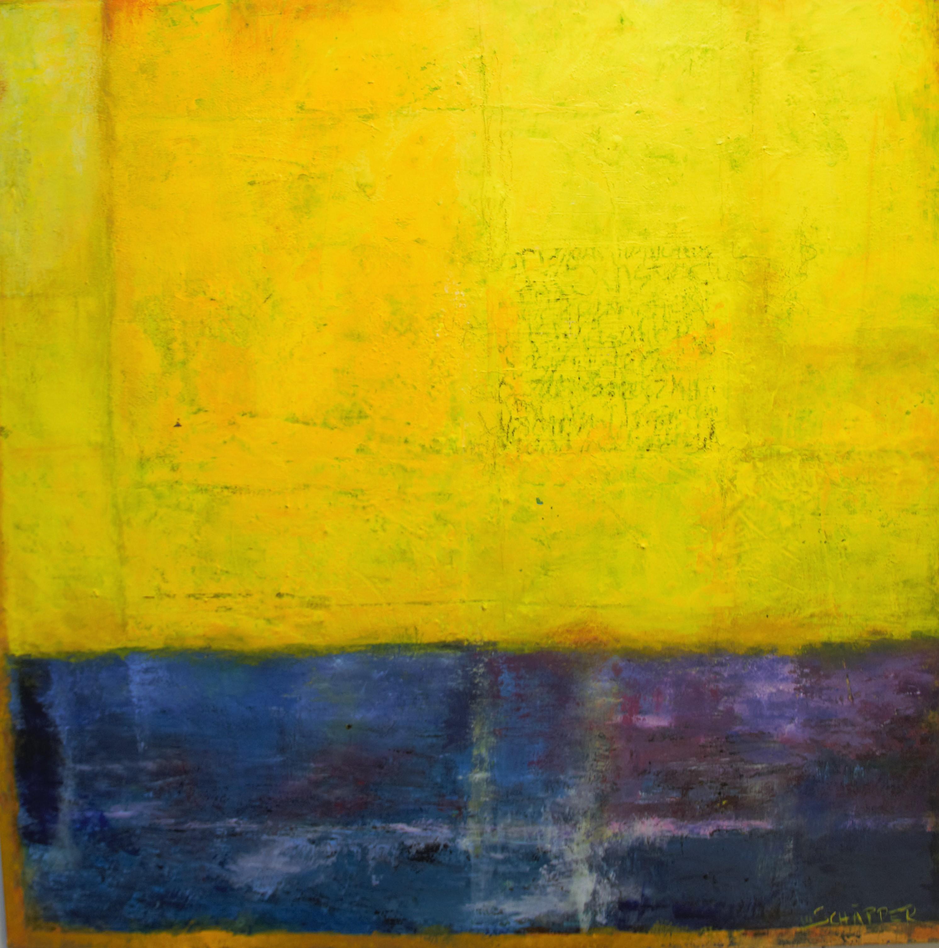 Charity - frei nach Rothko