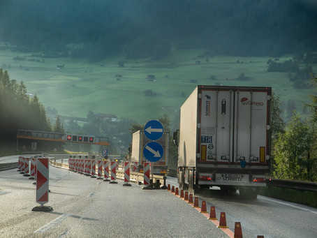 New guidance for haulage companies moving goods between GB and the EU