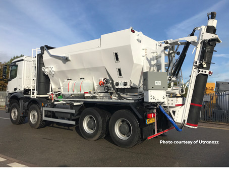 Proposed changes to operating weights of Mobile Concrete Batching Plant (MCBP) or Volumetric Mixers