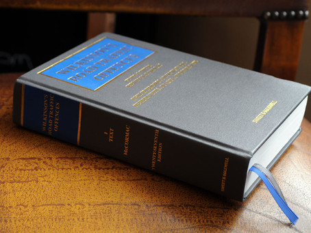 Senior Traffic Commissioner Statutory Document updates