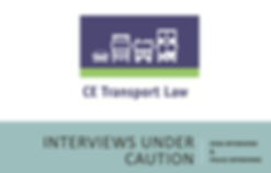 CE Transport Law Conference 2019 Intervi