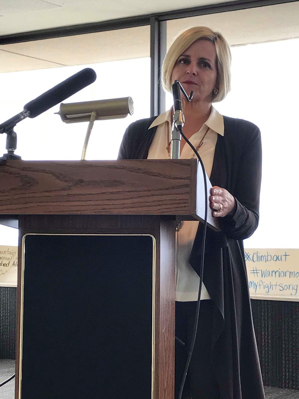 Representative Loranne Ausley
