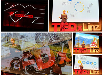 TEDx Linz - Live the soundtrack of your life
