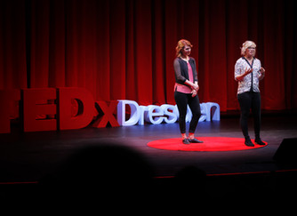 Unser TEDx Talk: Über den Mut echte Begegnung zu wagen