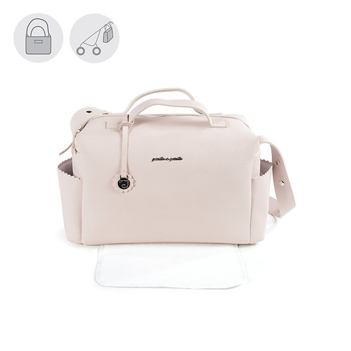 Pasito a Pasito Diaper Bag Biscuit Pink